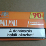 Tutun Pall Mall galben (yellow), 40g