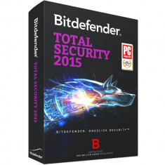 Vind antivirus sigilat in cutie pt un PC Bitdefender Security2016