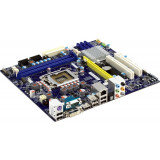 Placa de baza Foxconn H55MX-S DDR3 Audio 7.1 canale HDMI, Pentru INTEL, Socket: 1156, Mini-ATX