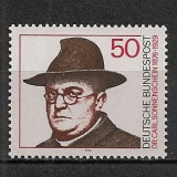 Germania.1976 100 ani nastere dr. C.Sonnenschein-om politic SG.350 - Timbre straine, Nestampilat