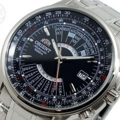 Ceas ** ORIENT ** Automatic - Multi Year Calendar - ABSOLUT NOU ! REDUCERE ! - Ceas barbatesc Orient, Casual, Mecanic-Automatic, Inox, Calendar perpetuu