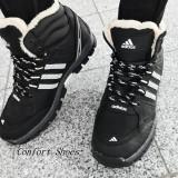 Bocanci Adidas Outdoor - Bocanci barbati, Marime: 41, 42, 43, 44, Culoare: Din imagine