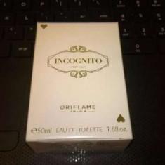 Apa de toaleta Incognito - Parfum femeie Oriflame, 50 ml