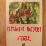 TRATAMENT NATURIST INTEGRAL- VIOREL OLIVIAN PASCANU - Carte tratamente naturiste