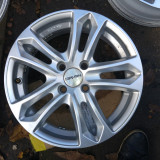 "Jante Carmani 15"" 4x100, Dacia, Renault, Opel, VW, Mini - Janta aliaj, 6, 5, Numar prezoane: 4"