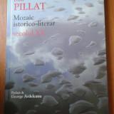 19455 DINU PILLAT - MOZAIC ISTORICO-LITERAR SECOLUL XX