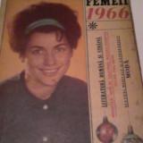 Lot Almanahul Femeia 1966 1973 1984 3 almanahuri