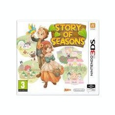 Story Of Seasons Nintendo 3Ds - Jocuri Nintendo 3DS