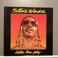 STEVIE WONDER - HOTTER THAN JULY (1980/MOTOWN REC/RFG) - Vinil/Impecabil(NM) - Muzica R&B universal records
