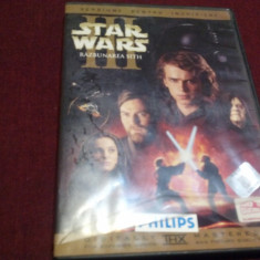 FILM DVD STAR WARS RAZBUNAREA SITH - Film SF, Engleza