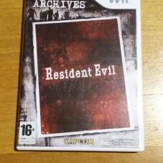 Wii Resident evil - joc original PAL by WADDER - Jocuri WII Capcom, Shooting, 16+, Single player