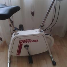 Bicicleta medicinala - Bicicleta fitness Kettler