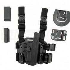 ACM toc pistol cu platforma modulara pentru P226 Negru - Arma Airsoft