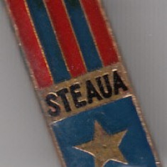 Insigna clubul Steaua Bucuresti - Insigna fotbal