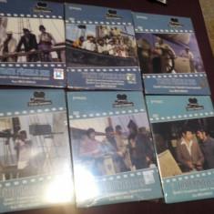 FILM DVD TOATE PANZELE SUS 6 DVD - Film serial productii romanesti, Aventura, Romana