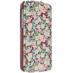 Husa Flip Cover Accessorize 76506 Hello Kitty Liberty Mix pentru Apple iPhone 5 / 5S - Husa Telefon