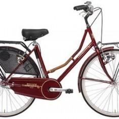 Bicicleta Oras Pentru Femei, Adriatica, Lady Week End, Rosu, Cadru 450 mm, 2016 Adriatica - Bicicleta pliabile