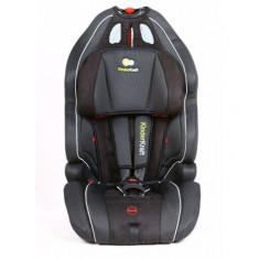 Scaun auto 9-36 kg Smart Black KinderKraft - Scaun auto copii grupa 1-3 ani (9-36 kg)