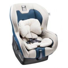 Scaun auto 0-18 kg cu Isofix SF01 Ocean Kiwy - Scaun auto bebelusi grupa 0+ (0-13 kg) Kiwy, Alb