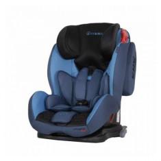 Scaun auto 9-36 kg Vivaro cu Isofix Blue Coletto - Scaun auto copii grupa 1-3 ani (9-36 kg)
