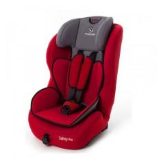 Scaun auto 9-36 kg Safety Fix Red KinderKraft - Scaun auto copii grupa 1-3 ani (9-36 kg)