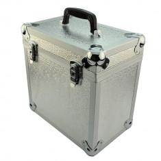 Cutie aluminiu pentru discuri vinil, DJ Box Store