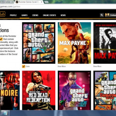 Vand cont gta 5 pe social club - GTA 5 PC Rockstar Games