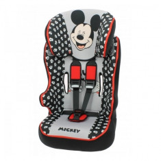 Scaun auto 9-36 kg Racer Disney Mickey Mouse Nania - Scaun auto copii grupa 1-3 ani (9-36 kg) Nania, Roz