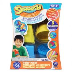Plastilina Skwooshi - Set Color Mixer - Roboti de jucarie