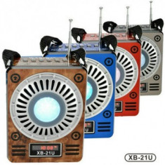 Radio MP3 portabil Waxiba XB-21U - Boxa portabila