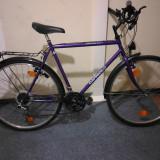 Bicicleta mtb shimano impecabila - Mountain Bike First Bike, 27.5 inch, 28 inch, Numar viteze: 18