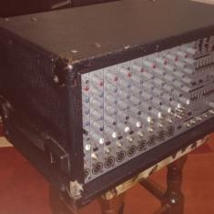 Amplificator Mixer Profesional Behringer PMX2000 Europower 250w x 2 RMS - Amplificator audio, peste 200W