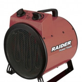 Aeroterma industriala 3 KW Raider Power Tools RD-EFH03