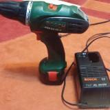 Bormasina Filetanta Electrica Bosch PSR 9, 6 VE-2 cu afisaj