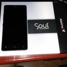 Vand telefon mobil ALLVIEW x2 soul mini - Telefon Allview, Negru, Neblocat