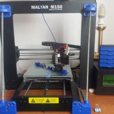 IMPRIMANTA 3D - MALYAN M150. (asemenea cu WANHAO DUPLICATOR I3, 3D Printer)