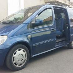 Mercedes-Benz vaneo, An Fabricatie: 2003, Motorina/Diesel, 182300 km, 1700 cmc