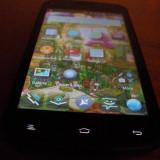 Allview A5 Quad (dual sim) - Telefon Allview, Negru, Neblocat