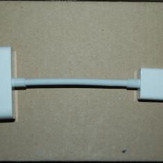 ADAPTOR APPLE HDMI TO DVI - ORIGINAL - Adaptor interfata PC