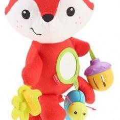 Jucarie De Plus Fisher Price Activity Fox Mattel