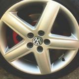 Vand jenti aliminiu pe 17 - Janta aliaj Volkswagen, Numar prezoane: 5
