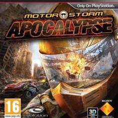 Motorstorm Apocalypse Ps3 - DVD Playere Sony