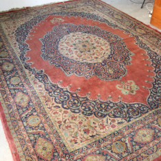 Covor persan 335X245 cm, din lana naturala; Mocheta; Carpeta