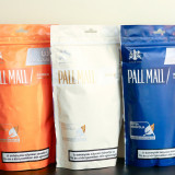 Tutun Pall Mall Albastru/Amber/Alb 110gr