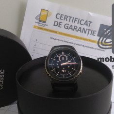 SmartWatch Samsung S2 Gear Clasic ! Factura si Garantie! - SmartWatch Samsung Galaxy Gear