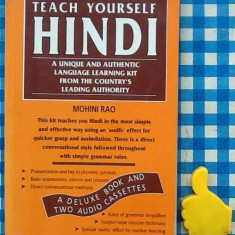 Teach Yourself Hindi Invata limba hindusa Altele