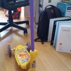 Trotineta copii toys toys, metalica, Winnie the Pooh