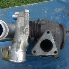 Turbosuflantă mercedes vito - Turbina Mann, Mercedes-benz
