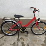 42 bicicleta copii second-hand,germania r20
