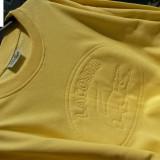 Bluza barbati LACOSTE nr.M originala - Camasa barbati Lacoste, Marime: M, Culoare: Galben, Maneca lunga